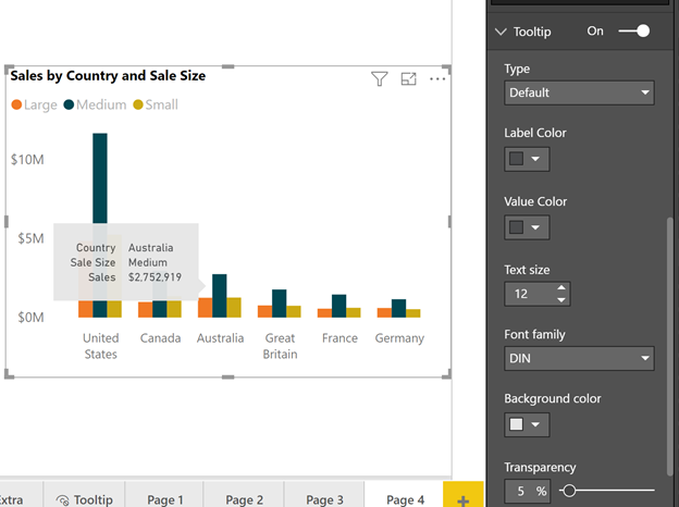030219 0014 PowerBIDesk8 Power BI Desktop March 2019 Feature Summary