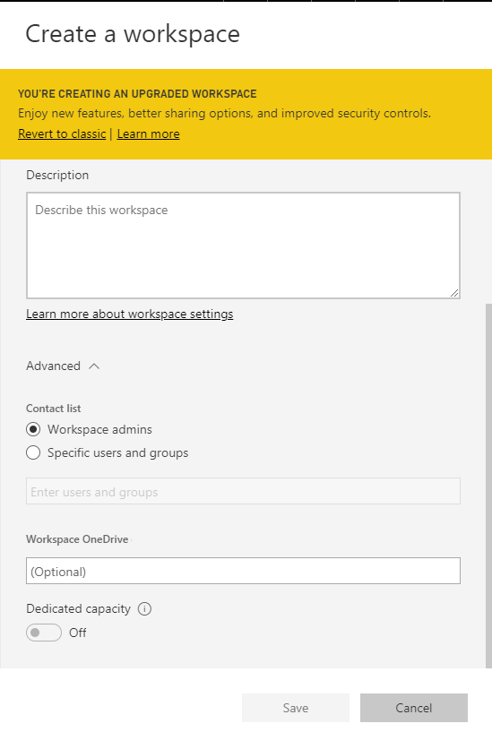 create new workspace experience contact list onedrive Update on the New Workspace Experiences Preview Including GA Timeline