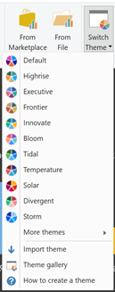 090519 0712 PowerBIDesk1 Power BI Desktop September 2019 Feature Summary