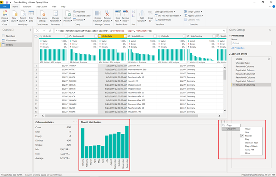 100319 0140 PowerBIDesk28 Power BI Desktop October 2019 Feature Summary