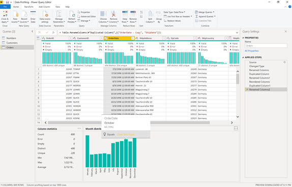 100319 0140 PowerBIDesk29 Power BI Desktop October 2019 Feature Summary