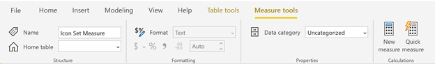 110919 0043 UpdatedRibb6 Updated Ribbon Experience for Power BI Desktop