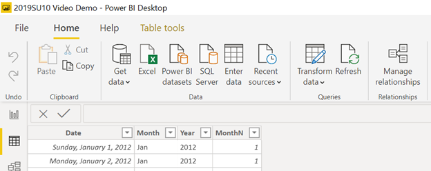 111119 0633 PowerBIDesk3 Power BI Desktop November 2019 Feature Summary