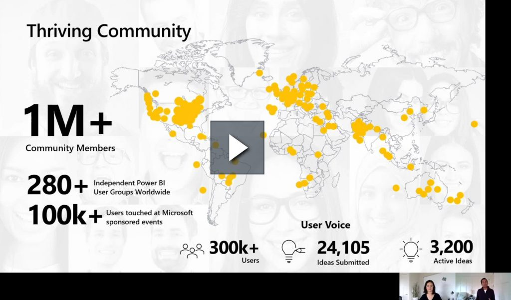 Thumbnail of session Deliver insights where decisions are made with Power BI