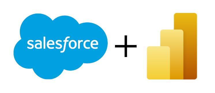 Salesforce plus Power BI