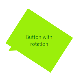 Example of Button Shape rotation and Text rotation