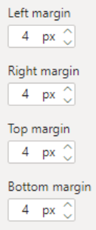 Icon margin (padding)